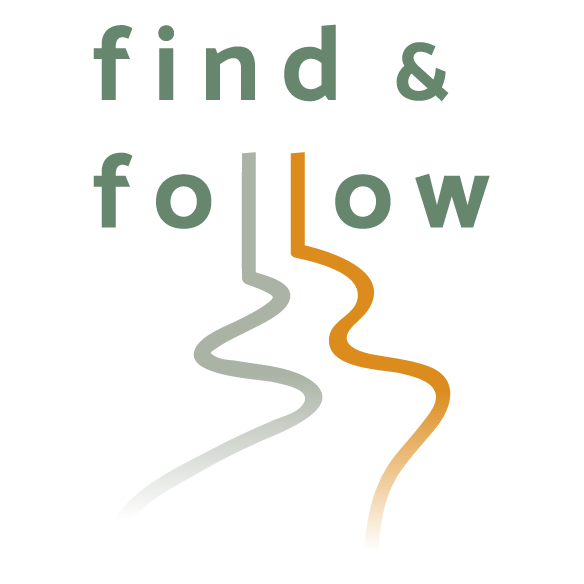 find & follow